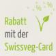 Swissvegmitglieder erhalten 10 % Rabatt im Haar-M.